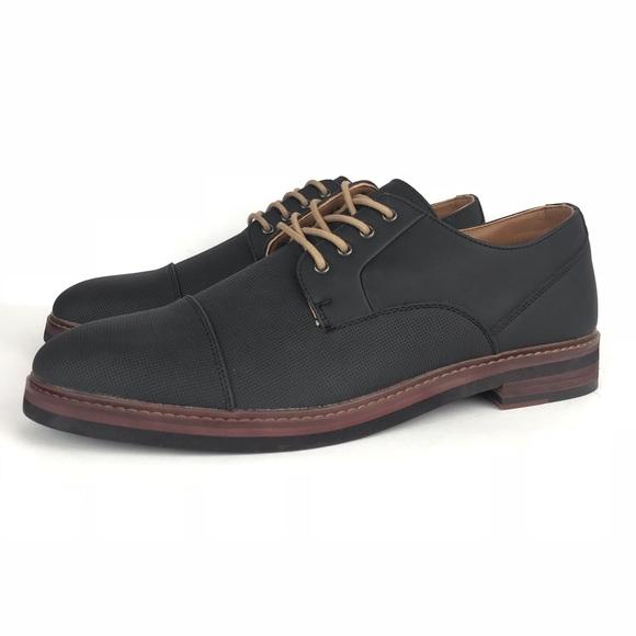 5dcd293e42b Steve Madden Black Oxford Men's Shoe NEW NWT